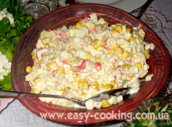 Смачні рецепти салатів з фото