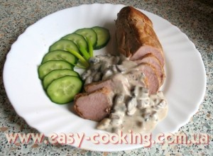 Свинина - Як приготувати свинину - Рецепти приготування страв зі свинини