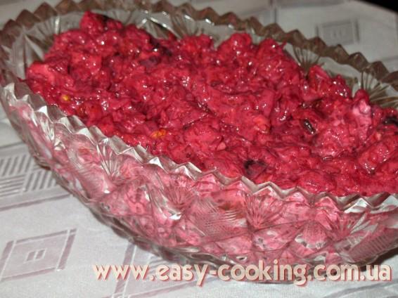 Рецепти салатів без майонезу фото